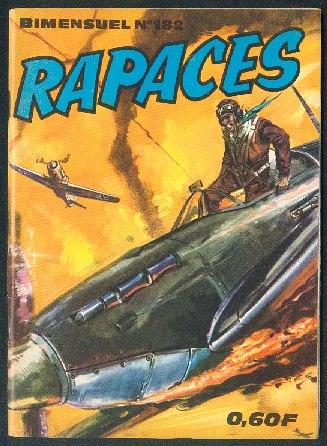 Couverture de Rapaces (Impéria) -182- Rivalité