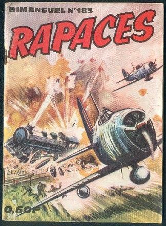 Couverture de Rapaces (Impéria) -185- Qui est l'espion ?