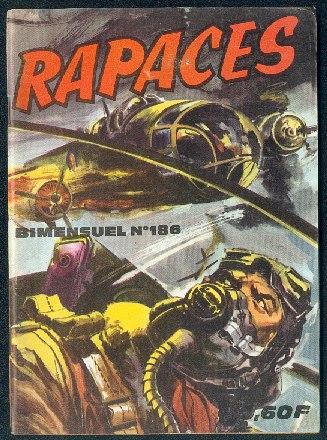 Couverture de Rapaces (Impéria) -186- Le