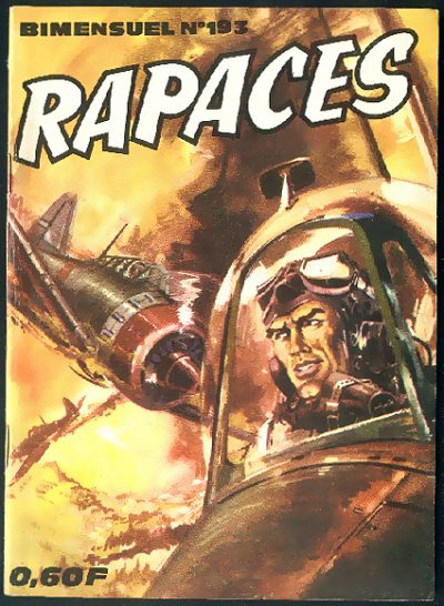 Couverture de Rapaces (Impéria) -193- Chantages