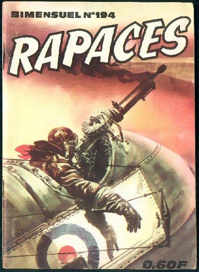 Couverture de Rapaces (Impéria) -194- Les loups du ciel