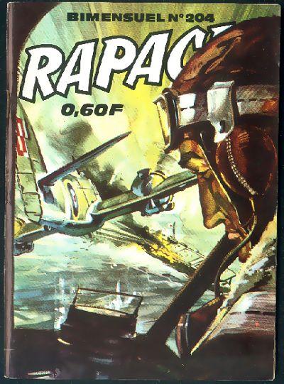 Couverture de Rapaces (Impéria) -204- Le bluff - La première victoire