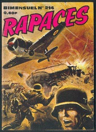 Couverture de Rapaces (Impéria) -214- Les aigles volent haut