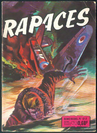 Couverture de Rapaces (Impéria) -217- La Victoria Cross
