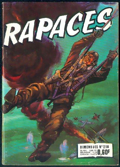 Couverture de Rapaces (Impéria) -218- J'irai seul !