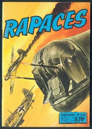 Couverture de Rapaces (Impéria) -230- Identité inconnue - Cas d'urgence - Duel sans arme