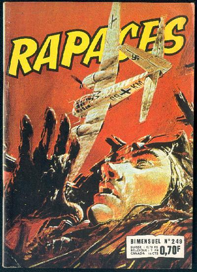 Couverture de Rapaces (Impéria) -249- Nuage mortel - Parti à la pêche - La grande peur