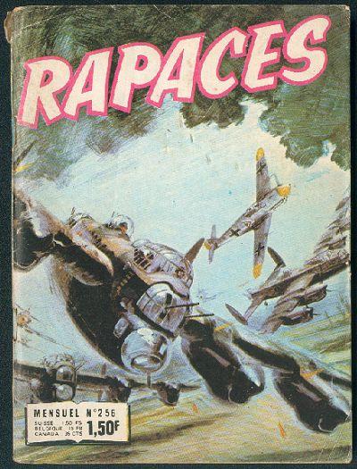 Couverture de Rapaces (Impéria) -256- Les derniers duels aériens - Objectif impossible