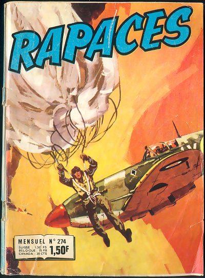 Couverture de Rapaces (Impéria) -274- Mission de secours - Chiens de garde