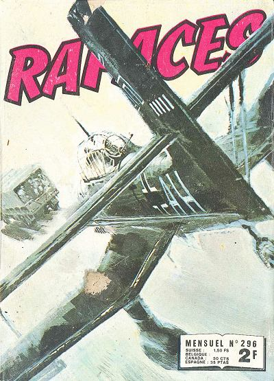 Couverture de Rapaces (Impéria) -296- Lâche ou héros ? - L'avion fantôme