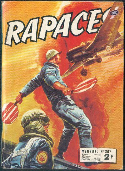 Couverture de Rapaces (Impéria) -307- Tragique plongeon - Le vilain canard