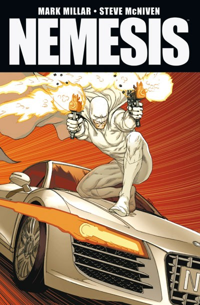 Couverture de Nemesis (Millar/McNiven) - Nemesis