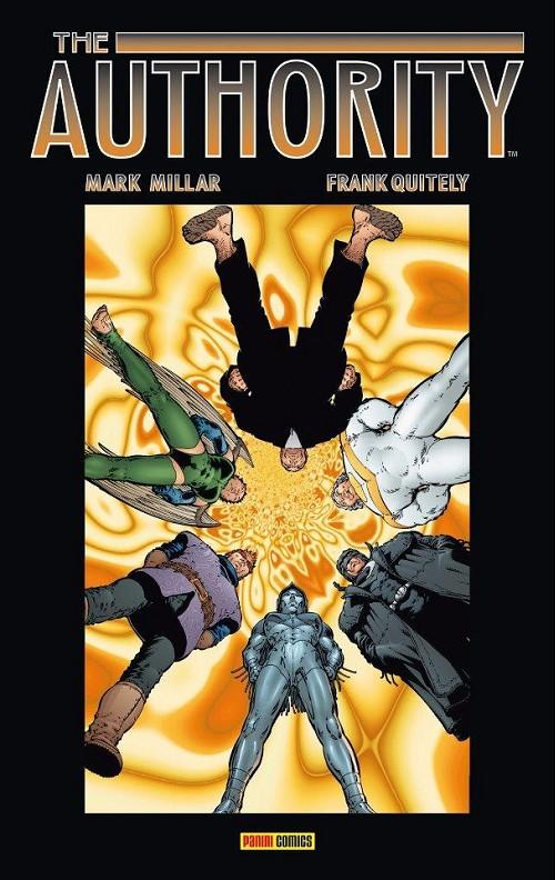 Couverture de Authority (The) (Wildstorm deluxe) -2- Vol. 2