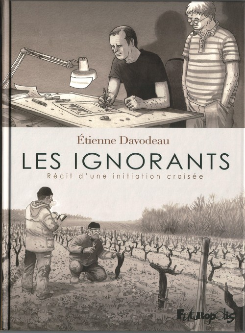 Couverture de Les ignorants