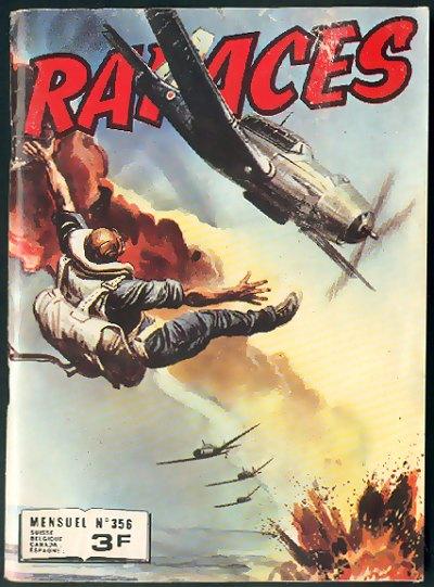 Couverture de Rapaces (Impéria) -356- Mission de secours - Ainsi naît une légende - Le moment venu...