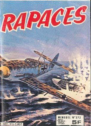 Couverture de Rapaces (Impéria) -372- Le prix de l'honneur - Le destin de la 804