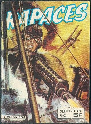 Couverture de Rapaces (Impéria) -374- Double effort - Dette de courage - Nuage mortel