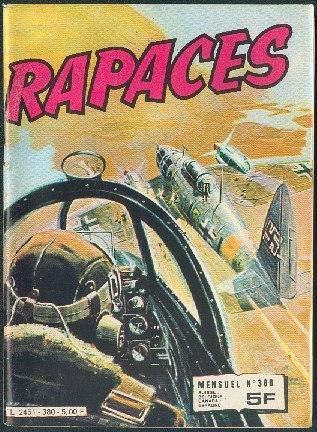Couverture de Rapaces (Impéria) -380- Lâche ou héros ? - Tourbillon dans le ciel