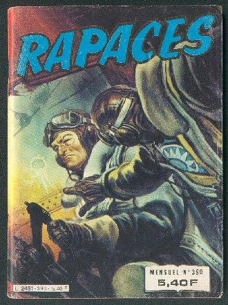 Couverture de Rapaces (Impéria) -390- Tragique plongeon - Ailes silencieuses