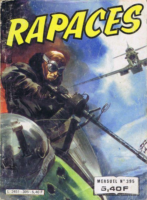 Couverture de Rapaces (Impéria) -395- Le broussard