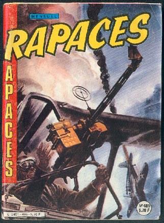 Couverture de Rapaces (Impéria) -405- L'envoyé spécial - La vérité