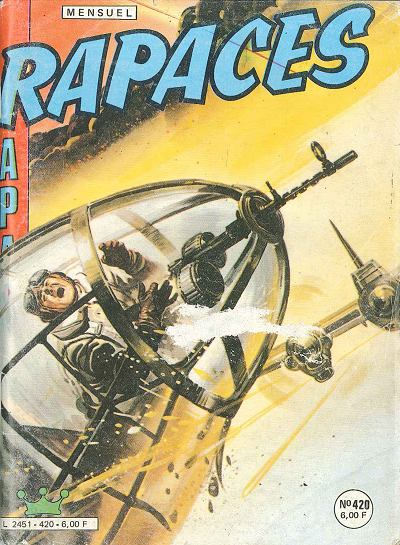 Couverture de Rapaces (Impéria) -420- La mascotte - Un vrai chef