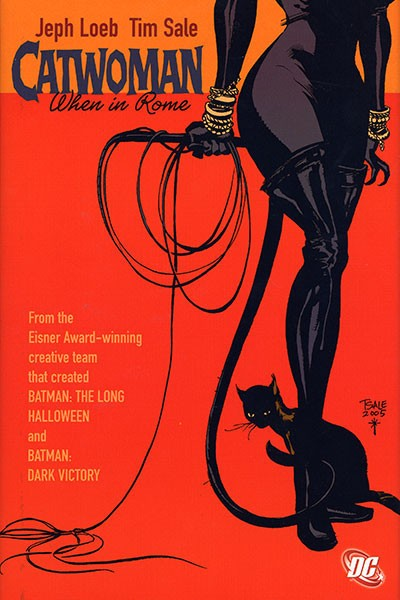 Couverture de Catwoman: When in Rome (2004) -INT- Catwoman: When in Rome