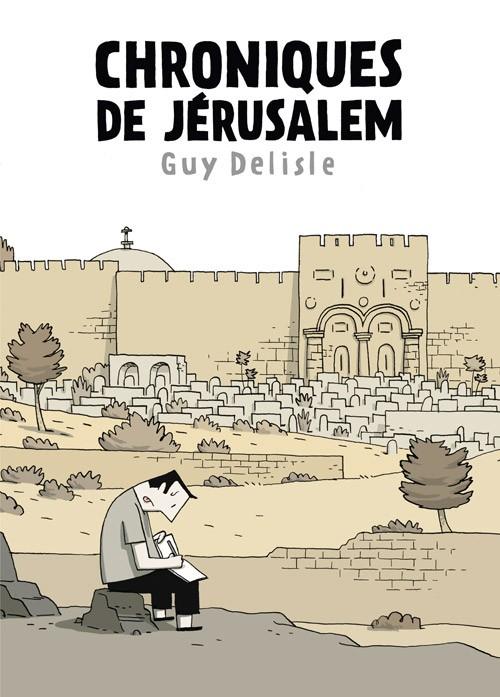 Couverture de Chroniques de Jérusalem