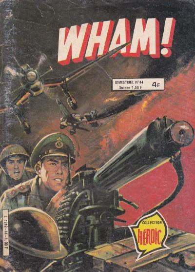 Couverture de Wham ! (2e série) -44- Le combat de Charlie Carson