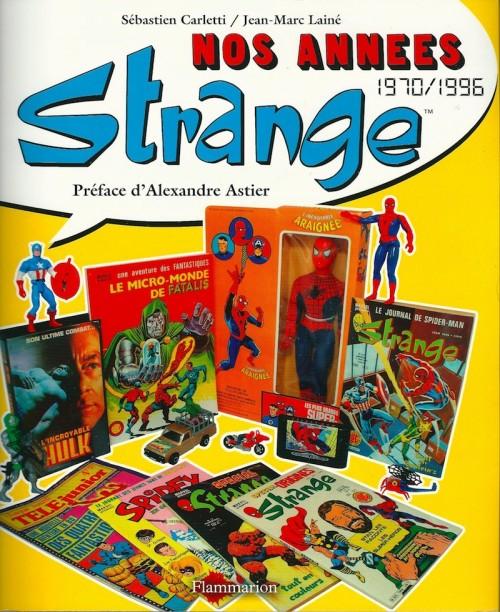Couverture de (DOC) Études et essais divers - Nos années Strange 1970/1996