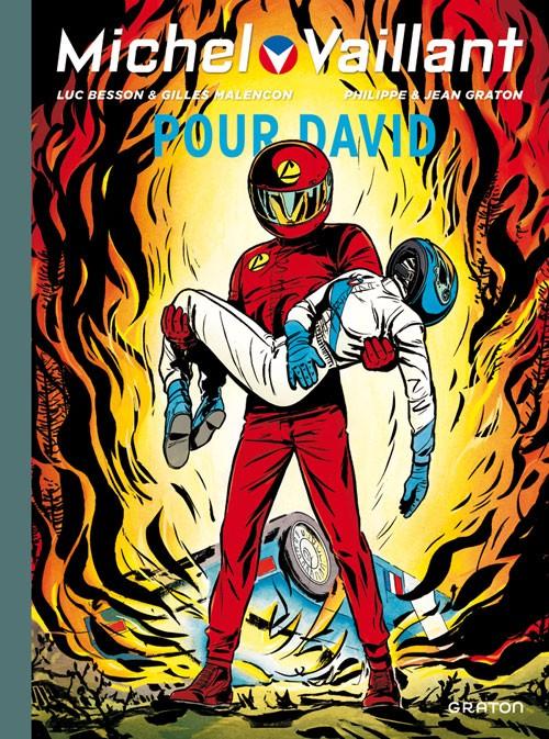 Couverture de Michel Vaillant (Dupuis) -67- Pour David