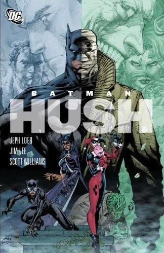 Couverture de Batman (1940) -INT- Hush