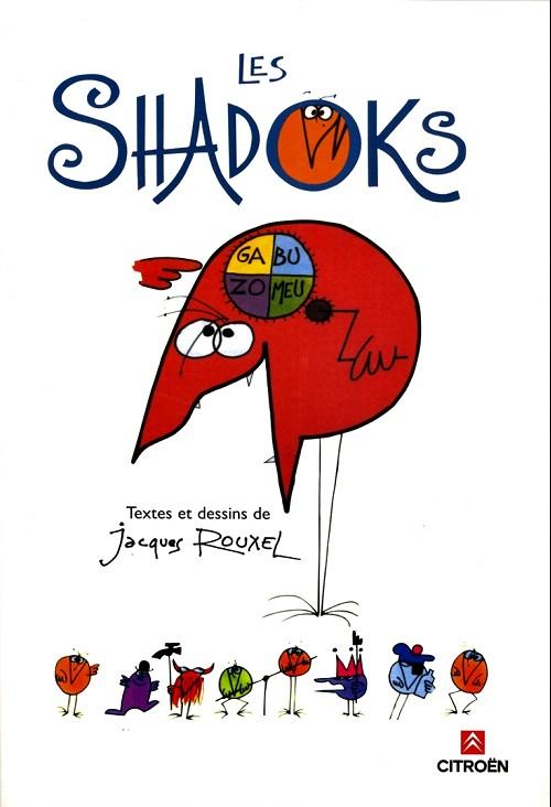 Couverture de Les shadoks -Pub- Les Shadoks