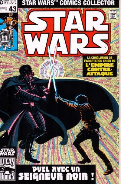 Couverture de Star Wars (Comics Collector) -43- Numéro 43