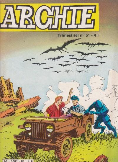 Couverture de Archie (Jeunesse et Vacances) -51- L'île du dragon