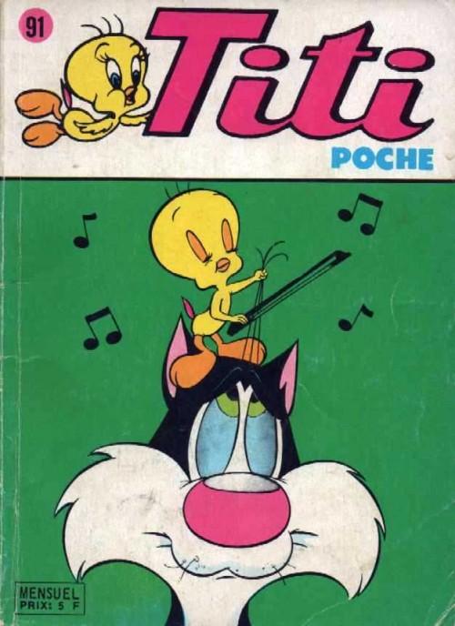 Couverture de Titi (Poche) -91- Et toi, le polaire