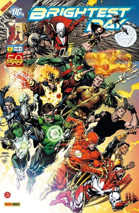 Brightest Day 2 Tomes