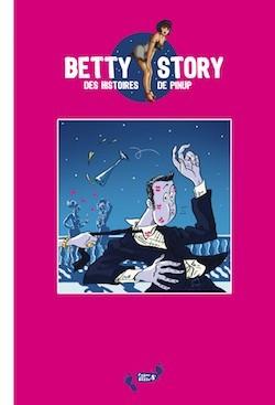 Couverture de ... Story -4- Betty story, des histoires de pinup
