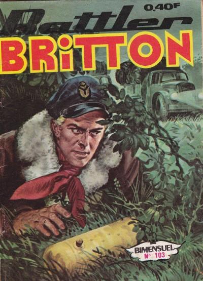 Couverture de Battler Britton -103- Le piège