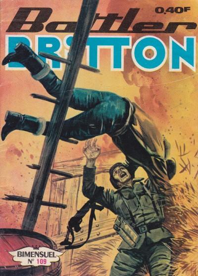Couverture de Battler Britton -109-