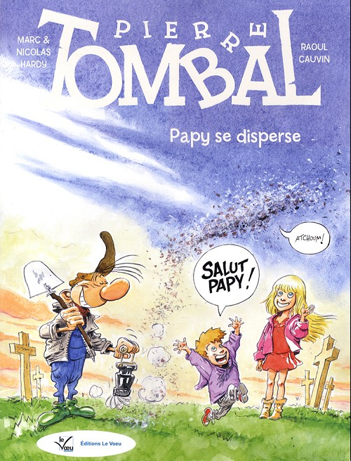 Pierre Tombal (Tome HS3) sur Bookys