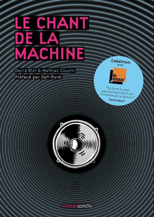 Couverture de Le chant de la machine -INT- Le Chant de la machine