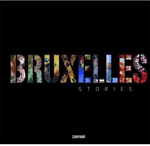 Couverture de Bruxelles stories