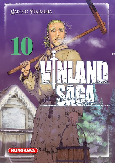 Couverture de Vinland Saga -10- Tome 10