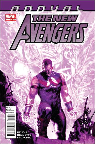 Couverture de New Avengers (The) (2010) -AN01- Annual