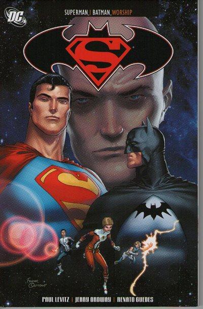 Couverture de Superman/Batman (2003) -INT11- Worship