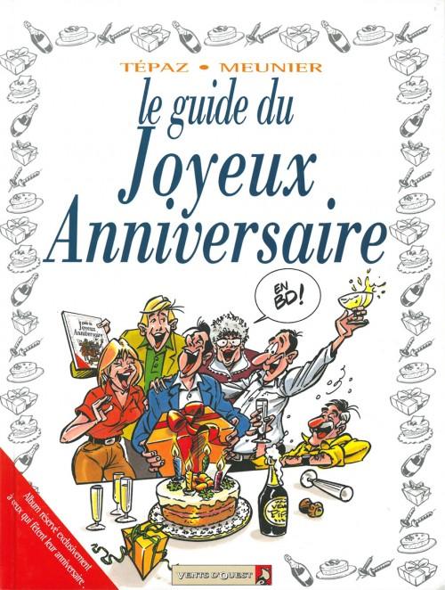 Couverture de Le guide -14- Le guide du joyeux anniversaire