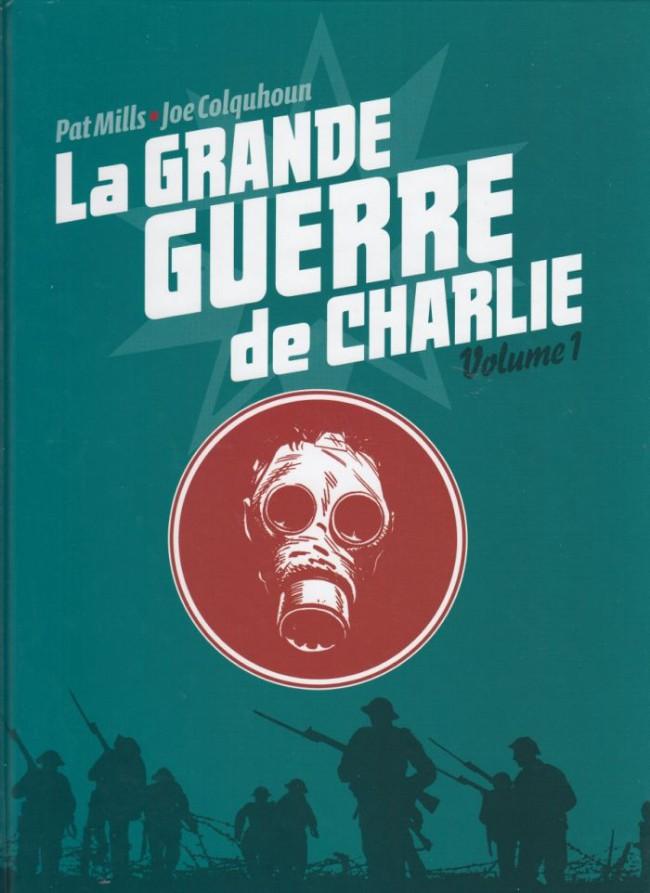 Couverture de La grande Guerre de Charlie -1- Volume 1