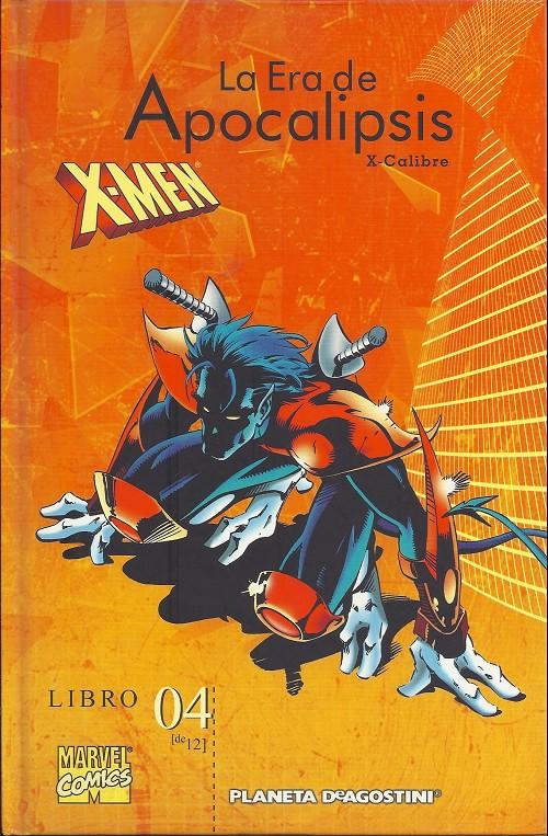 Couverture de X-Men: la era de Apocalipsis -4- X-calibre