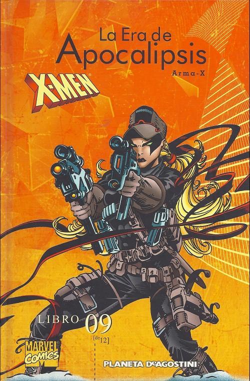 Couverture de X-Men: la era de Apocalipsis -9- Arma-x